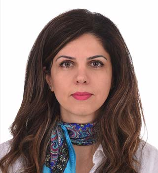 Photo of our Park Royal Dentist Dr. Shabnam Abbasi