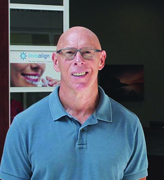 Photo of our Park Royal Dentist Dr. Richard Roston