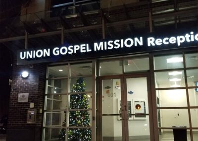 Union Gospel Mission Outreach